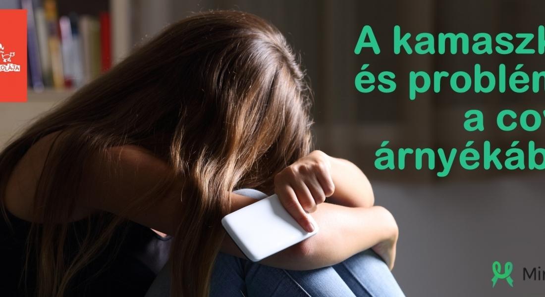 A kamaszkor és problémái a COVID árnyékában – kerekasztal beszélgetés
