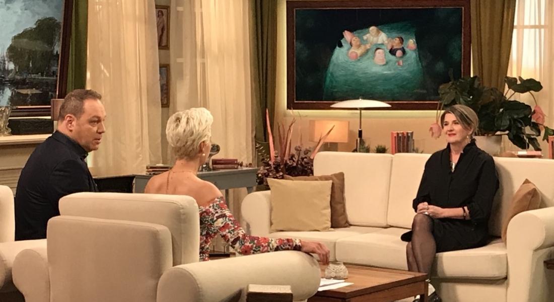 'Mindenki' a TV2 Mokka című műsorában